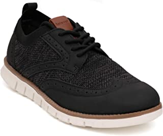 Men's Wingtip Oxford Dress Shoes Fashion Sneakers