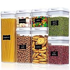 Image of Airtight Food Storage. Brand catalog list of Vtopmart.