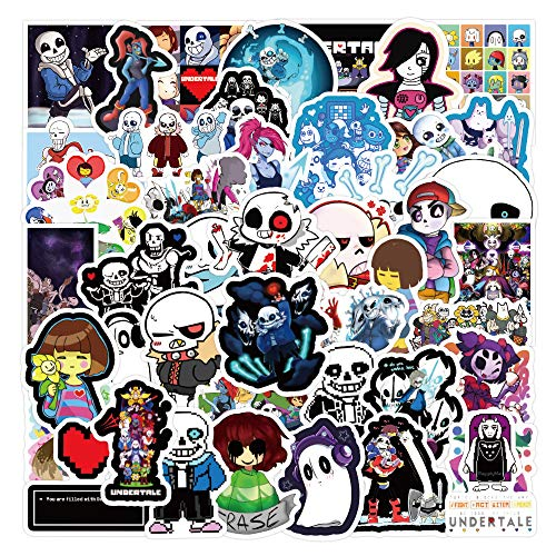 WWLL 50 Piezas de Game Legends Graffiti Stickers Maleta Impermeable Laptop Scooter Water Cup Stickers