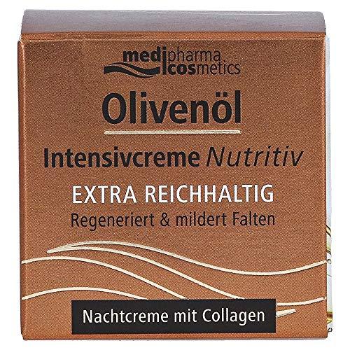 Medipharma Cosmetics Olivenöl Intensivcreme Nutritiv Nachtcreme