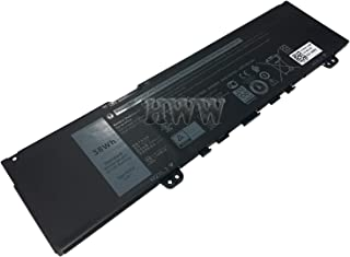 New 11.4V 38Wh F62G0 Battery Compatible with Dell Vostro 5370 Inspiron 13 5370 7370 7373 CHA01 RPJC3 Series