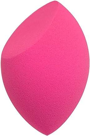 Éponge à fond de teint en forme d'œuf - Ne contient pas de latex - Poids : 14 g - Hauteur : 7 cm - Dolovemk