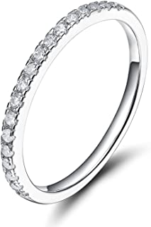 Best gold eternity band diamonds Reviews