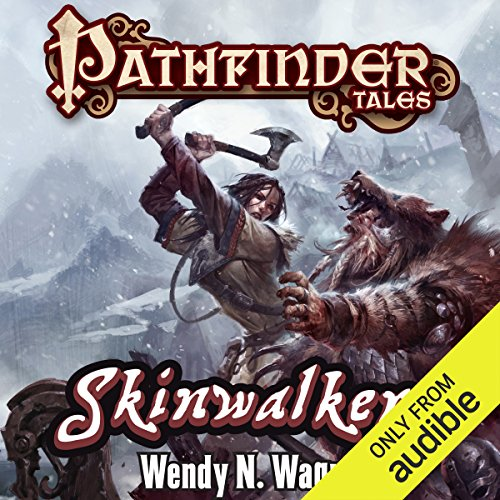 Skinwalkers audiobook cover art