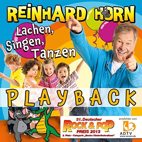 Lachen, Singen, Tanzen (Playback)