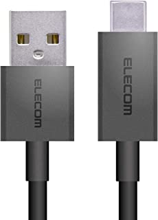 良いおすすめELECOM USB TYPE CケーブルタイプC(USBAからUSBC)..と2021のレビュー