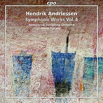 Andriessen: Symphonic Works, Vol. 4