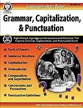 Carson-Dellosa Language Arts Tutor: Grammar, Capitalization, and Punctuation Resource Book, Grades 4-8