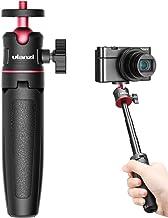 """مینی سه پایه مشکی برای دوربین ، 1/4 """"Screw Universal برای Sony/Canon/Nikon/Fujifilm Vlog Camera ، قابلیت ارتقاء سه پایه Vlogging قابل حمل دستی ، پایه میز فیلمبرداری فیلمبرداری"""