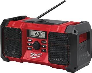 Milwaukee Radio de Obra M18, SINTONIZADOR Digital,