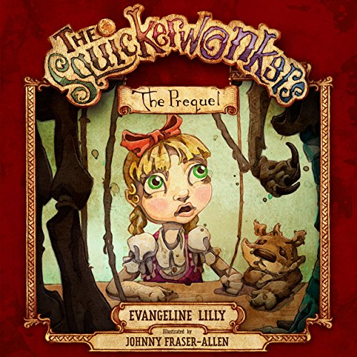 The Squickerwonkers: The Prequel audiobook cover art