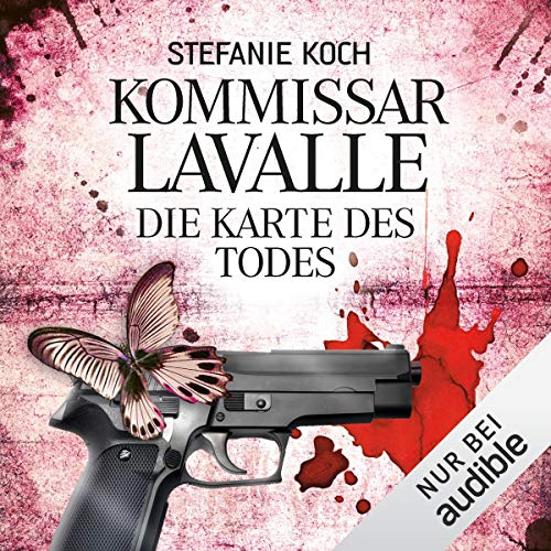 Die Karte des Todes audiobook cover art