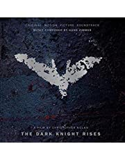 Dark Knight Rises [180 gm LP Clear Blue & Red Coloured Vinyl] [Vinilo]