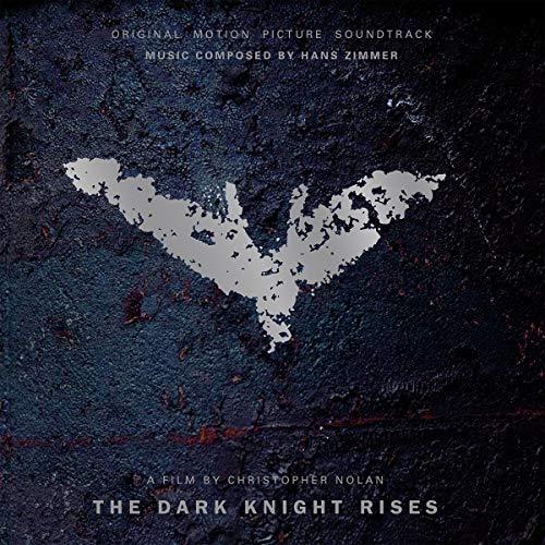 Dark Knight Rises/Music by Hans Zimmer/Vinyle Couleur 180gr/Inclus Litho et Magnet