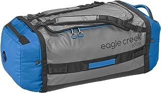 Cargo Hauler 120L Duffel Bag - Blue/Grey