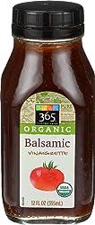 365 Everyday Value, Organic Balsamic Vinaigrette, 12 oz