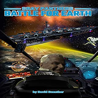Gray Panthers: Battle for Earth cover art
