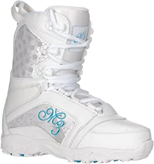 M3 Venus Jr Snowboard Boots White