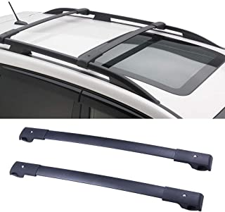 TRIL GEAR Top Roof Rack Crossbars fit for 2014-2019 Subaru Forester Cargo Carrier Crossbars Luggage Racks
