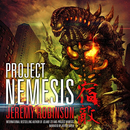 Project Nemesis  cover art