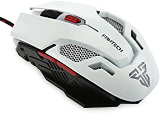 Fantech Optical 2400DPI 6D USB Pro Gaming Wired Mouse with LED Backlight