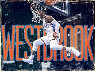 westbrook poster dunk
