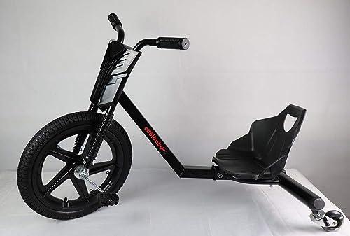 Ahorre 35% - 70% de descuento Drift Trike Mini Drifter Krunk Bicicletas de 3 3 3 Ruedas in amarillo&negro  grandes ofertas