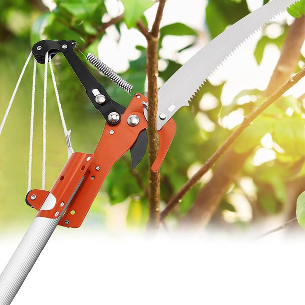 Tudou Telescopic Super sale period limited Pruning Saw Set with Professional Cheap bargain Curved Tree