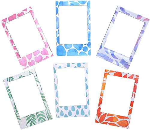lowest Polaroid 6 discount Designer Magnetic Picture online sale Frames, Colorful outlet sale