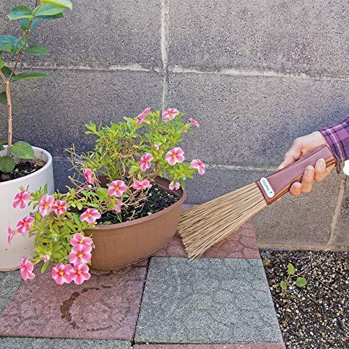 アズマブラシ外苑ブラシ穂幅:約11cm全長:約31cm厳選した葉脈を丁寧に加工。泥や泥ハネ落としに。名匠164