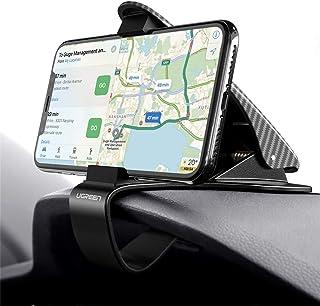 UGREEN Auto Telefoon Houder Dashboard Autohouder Compatibel met iPhone 12 Mini 12 Pro Max SE 11 Pro XR XS Max X 8 Plus, Ga...