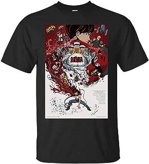 Akira - Akira Tokyo Explode Cyberpunk Neo Tokyo Classic Retro T-Shirt G200 Gildan Ultra Cotton T-Shirt
