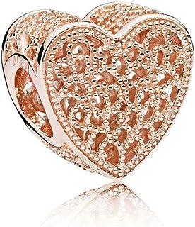 Pandora Rose Filled with Romance Charm 781811
