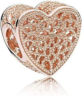 PANDORA Filled With Romance Charm, PANDORA Rose, One Size