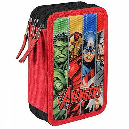 Plumier Avengers Avengers Marvel The Team Triple