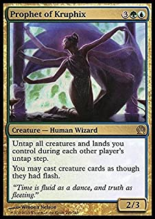 Magic: the Gathering - Prophet of Kruphix (199/249) - Theros