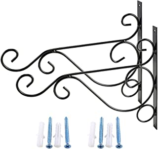 Best hanging baskets on fence posts Reviews