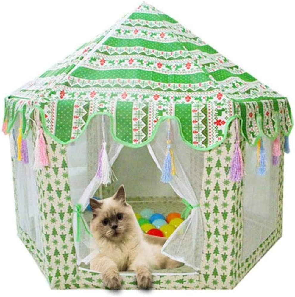Pet Tent Large Max 75% OFF Cat Delivery Room and Special price Medium-Sized Small Dog Cute