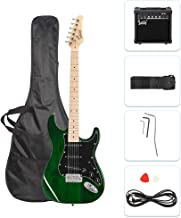 "GLARRY 39"" Full Size Electric Guitar for Music Lover Beginner with 20W Amp and.."