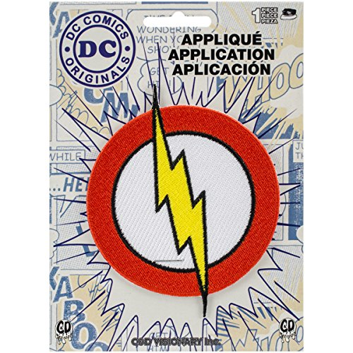 Parche de logotipo de Application DC Comics Originals Flash