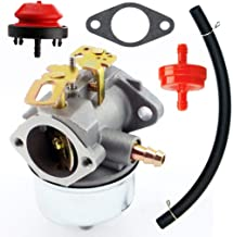 Partman 632334A Carburetor for Tecumseh 632370A 632110 632111 632334 632370 632536 640105 7hp 8hp 9hp HM70 HM80 HMSK80 HMSK90 Snow Blower King Engine Carb