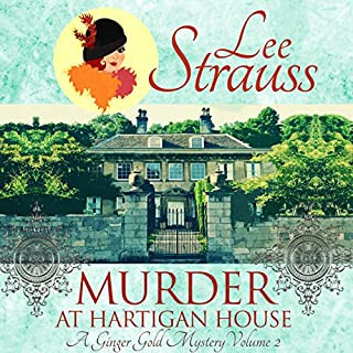 Murder at Hartigan House cover art