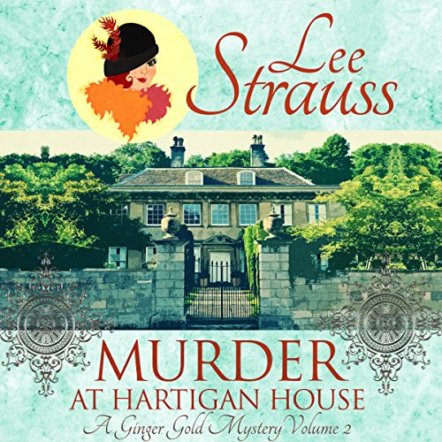 Murder at Hartigan House audiobook cover art
