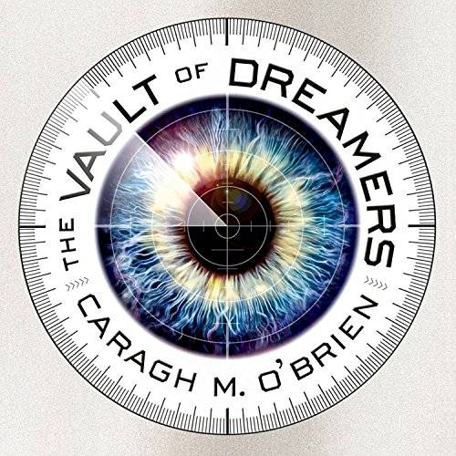 The Vault of Dreamers audiobook cover art