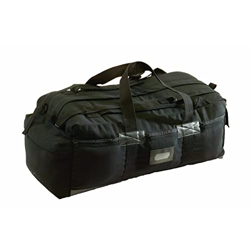 d7125ecf1c Texsport Tactical Travel Bag with Padded Backpack Shoulder Straps Duffel  Duffle Bag