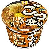 ごつ盛り コーン味噌ラーメン 138g ×12食 製品画像