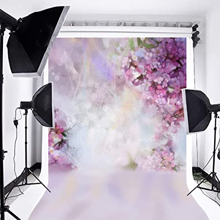Kate 10x10ft//3x3m Spring Backdrop Natural Scenery Background Blue Sky Backdrop Flowers Grass Birds Photography Backdrop Studio Picture Photography