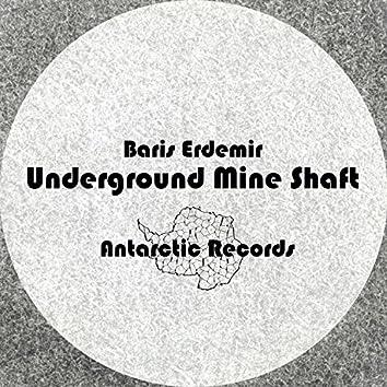 Undergroud Mine Shaft