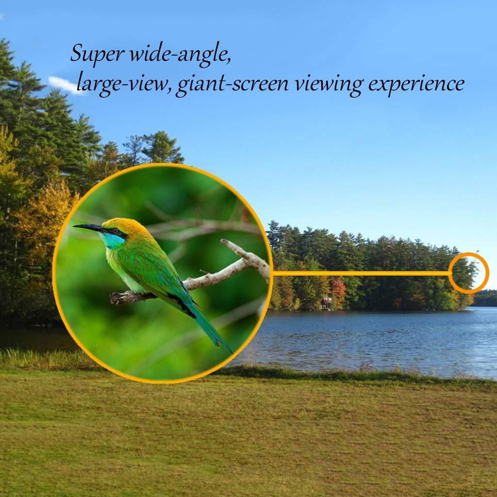 Monoculares Gafas de visión Nocturna compactas Espejo de Viaje ...