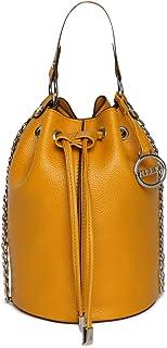 KLEIO Small Bucket Sling Bucket Hand Bag for Women Girls